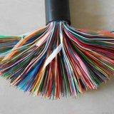 Flexibele Elektrische Kabel van pvc de vlak