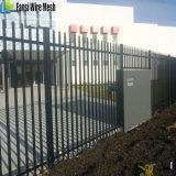 特有な一見の商業鋼鉄塀セキュリティレベルに一致させる