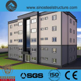Pre engineering Steel Structure Residential apartment (TRD-021)