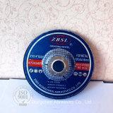 Disco di molatura di rinforzo per Metal-115X6X22.2