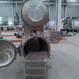 2 couches d'acier inoxydable Commercial vapeur et électricité stérilisateur machine