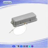 Hartingの頑丈なケーブルコネクタのための16A IP65の金属ハウジング