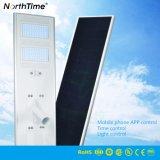 Todo en uno de los productos solares 30W con el tiempo+Sensor de movimiento del control de la luz