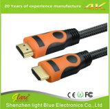 2.0 O HDMI 3D 4K para o projetor LCD HDTV Fio do Computador 1m 2m 3m, 5m