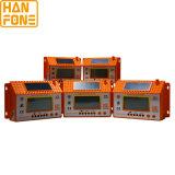 50A ZonneLCD van het Controlemechanisme van de Last PWM Vertoning met Blauwe Backlight