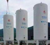 액화 천연 개스 액화천연가스 수직 저장 탱크