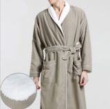 높은 Quality 파이브 스타 Hotel Double Face Cotton Bathrobe & Pajamas