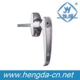 Novo tipo gabinete L fechamento do punho com chaves (YH9681)