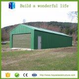 Proyecto de la casa prefabricada del marco del almacén del edificio del taller de la estructura de acero del diseño de la construcción
