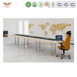多機能の円形の会議室のチェアーテーブルのホテルの会議の家具