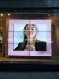 55-дюймовый ЖК-дисплей / экран склейки рекламы
