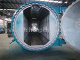 Autoclave di vetro laminato/autoclave per la linea di produzione di vetro