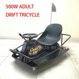 500W il pedale adulto RC di spostamento elettrico va carrello pazzesco XL di Kart