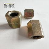 Noix Hex pour les accessoires concrets de coffrage de mur