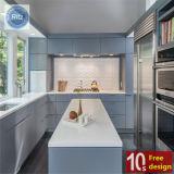 熱い販売の白く優雅なPVC食器棚