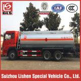 6X4 de Vrachtwagen van de Tanker van de Brandstof van de Capaciteit van Dongfeng 18000L