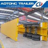 Semi Aanhangwagen van de Container van het Skelet van de lage Prijs Flatbed voor Verkoop