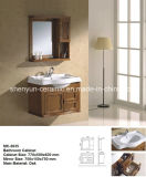 Шкаф ванной комнаты мебели ванной комнаты с тазиком мытья (MC-3605)