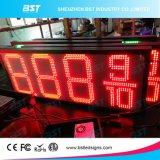 Signe extérieur d'étalage de prix du gaz de DEL (contrôle à télécommande de /PC)
