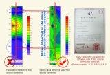 Rivelatore elettrico elettronico dell'acqua dello strumento della Automatico-Compensazione di Admt-1b (tester di resistività)