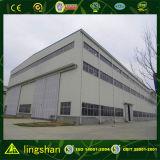 Taller confeccionado del edificio de la estructura de acero de China