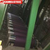 Замшевая отделка гладка// Мэтт PPGI замятий из Китая производителя