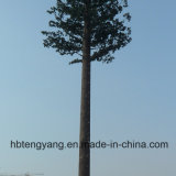 Высокое качество декоративных сосны Телекоммуникационная башня Сделано в Китае