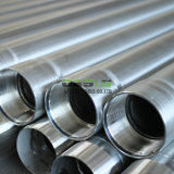 Tubo dell'acciaio inossidabile del tubo dell'intelaiatura del pozzo di petrolio dei 316 gradi con lo standard di api