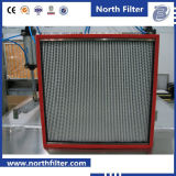 Filtre de H13 H14 HEPA pour la climatisation centrale