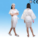 Устранимое Sauna Suits, Nonwoven PP Sauna Suits Sauna Uniform для Beauty Salon