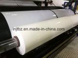 Enrouler le film d'ensilage pour balles cylindriques d'ensilage