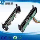 Wbr-1000 POS Leitor de cartão magnético Msr, USB Card Reader