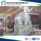 Incinérateur de déchets wfs-500, 500kgs incinérateur de déchets solides