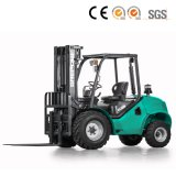 3.5T certificação CE 2WD Terreno Irregular Carro
