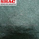Norme verte du carbure de silicium #36-#320 JIS&Fepa pour le réfractaire d'Abrasive&