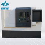 CNC 890mm 최대 가공 길이의 기우는 침대 선반 기계장치