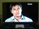 Receptor árabe super da qualidade HD IPTV com 400 canaletas árabes livres