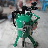 販売のためのガラス玉のぬれたタイプサンドブラスティング機械