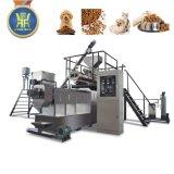 Extrusora do alimento de animal de estimação da boa qualidade 100-2000kg/h da fábrica de China