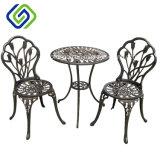 Старинной мебелью воспроизведению обеденный комплект из литого алюминия обеденный стул из Китая