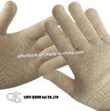 K-89 toutes les tailles de poids abat-jour de sécurité de travail de bonneterie des gants de coton
