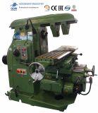 El moler horizontal universal del taladro del metal del CNC y perforadora para el vector de elevación de la herramienta de corte X6140h