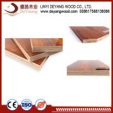 1220mm x 2440mm de la Junta de muebles de madera contrachapada comercial