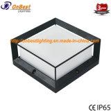 Het nieuwe LEIDENE van de Aankomst 15W Licht van de Muur van Matrijs Gegoten Aluminium