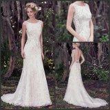 Безрукавный Bridal официально платье венчания S201763 шнурка мантий 2017 Backless