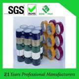 Cinta adhesiva de color / Borrar cinta de embalaje / Impreso BOPP Cinta de embalaje