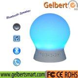 De LEIDENE Slimme Draagbare MiniSpreker Bluetooth van de Lamp voor Telefoon