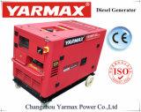 Yarmax 9kVA 10kVA leiser Dieselgenerator-Set-Dieselmotor Genset Ym12000t