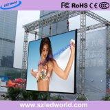 P5, P8, P tarjeta video de alquiler al aire libre/de interior de SMD/DIP grande/grande de 10 de la pared Sign/LED de visualización de la pantalla del panel con 640X640m m mueren la cabina de la casta para los surtidores de China del alquiler