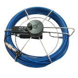 Appareil-photo portatif d'inspection de canalisation avec la tête d'appareil-photo interchangeable